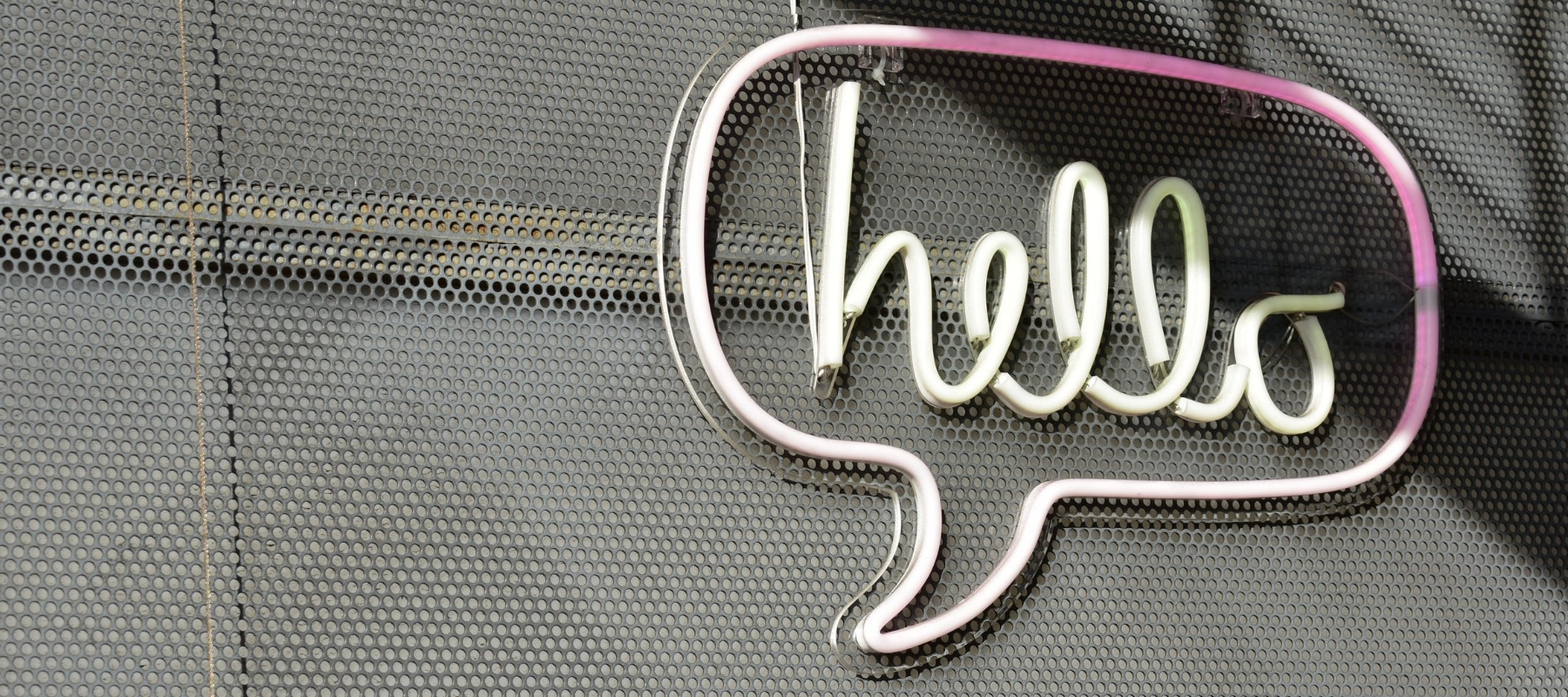 Heroic Fundraising Blog Featured image_A Speech Bubble That Says Hello