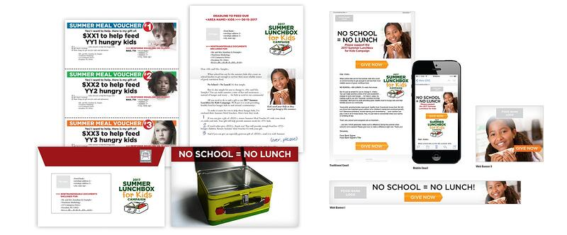 Summer Lunchbox Campaign