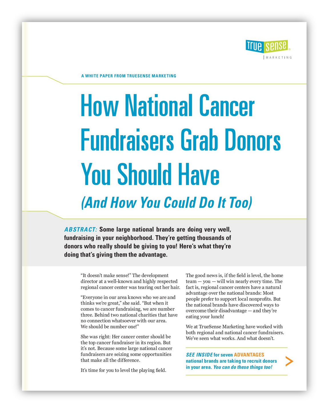 Better Cancer Fundraising