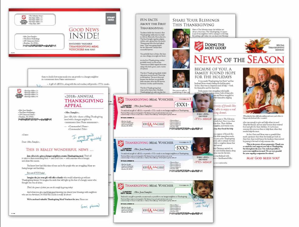 TSA creative package