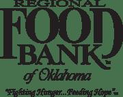 Food Bank logo w tag black