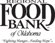 Food Bank logo w tag black