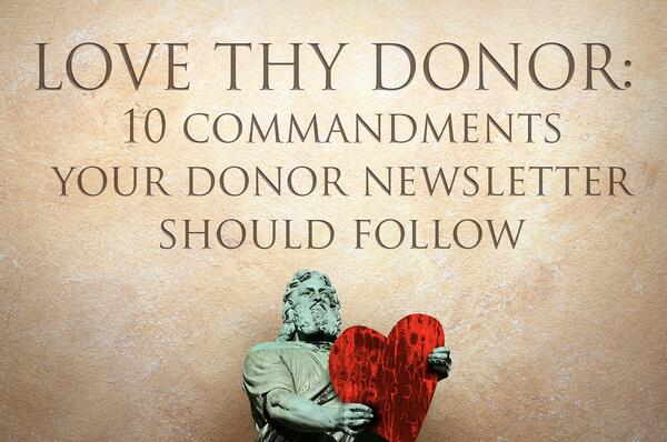 Webinar Newsletter 10 Commandments