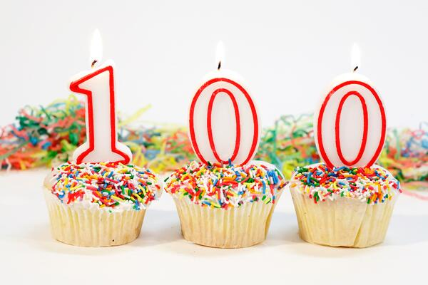 100 fundraising blog posts