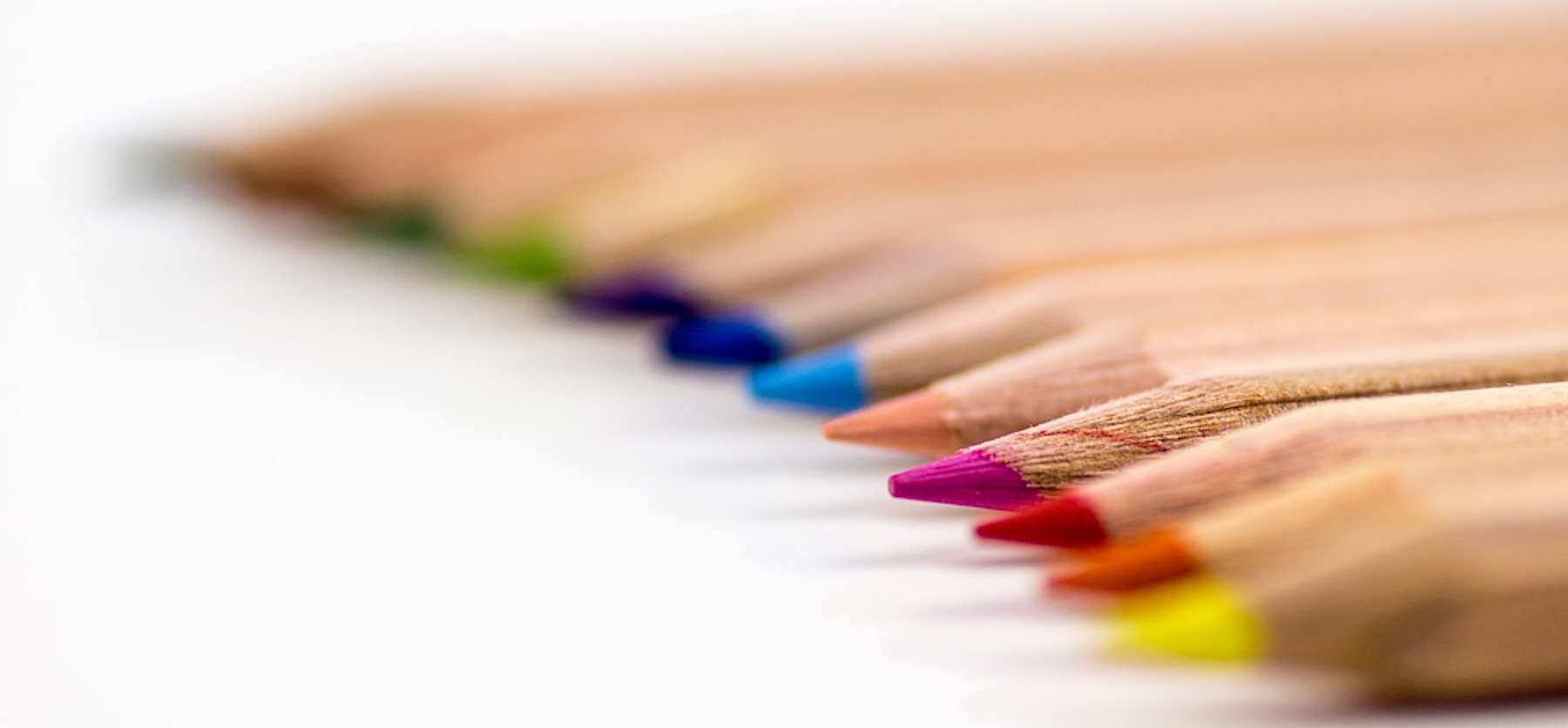 Heroic Fundraising Featued Image 11 tips colored pencils