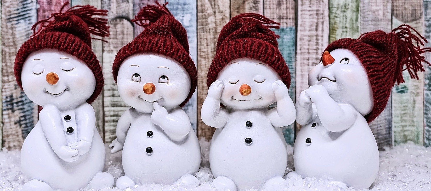 heroic fundraising blog featured image snowman