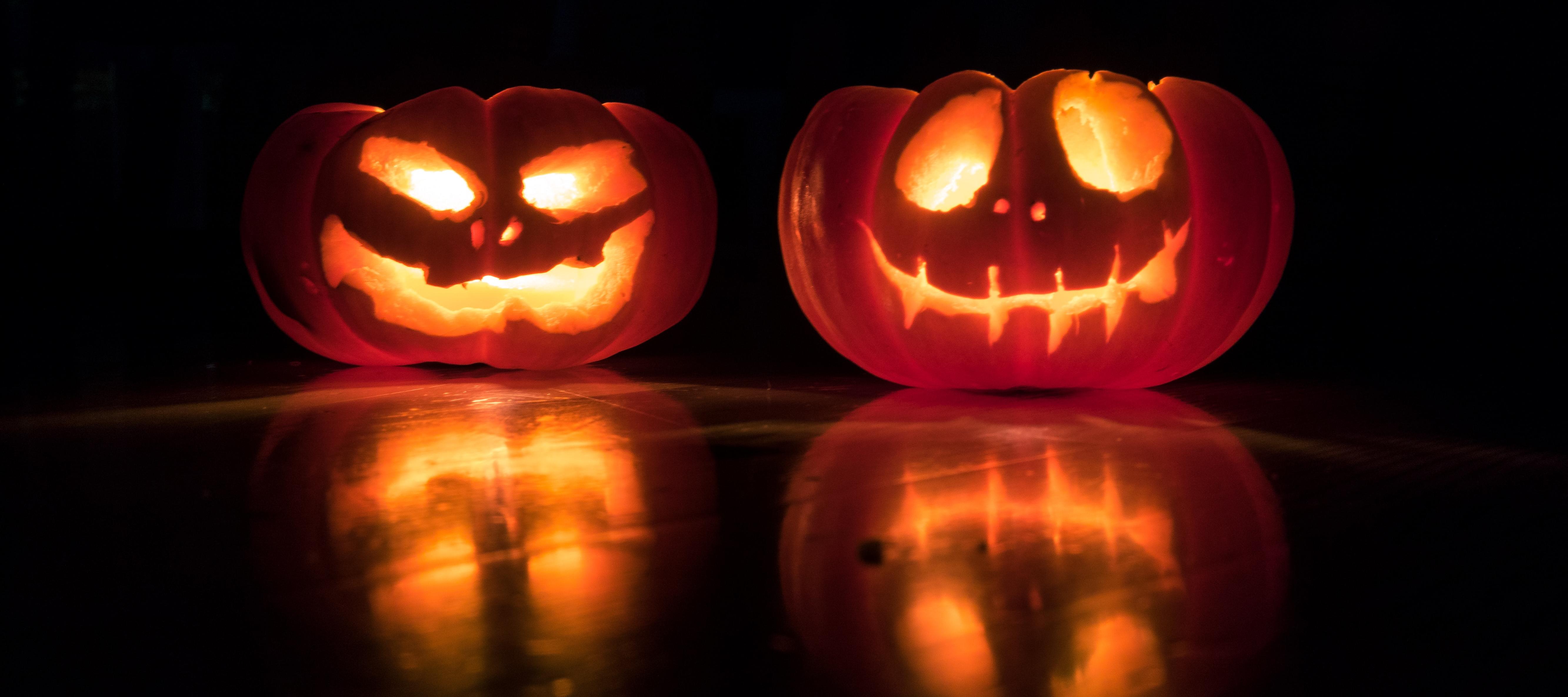 heroic fundraising blog image trick or treat halloween pumpkins