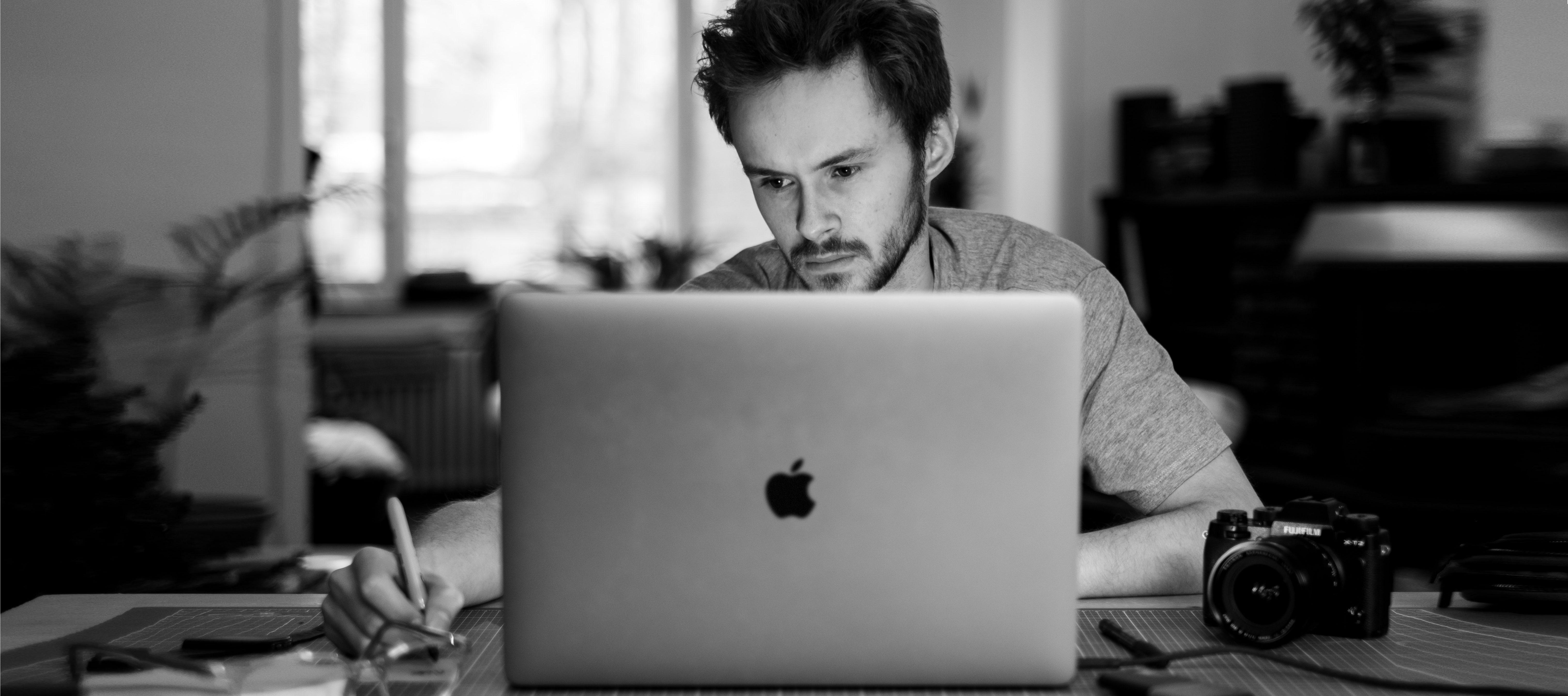 heroic-fundraising-blog-featured-image-man-computer-camera
